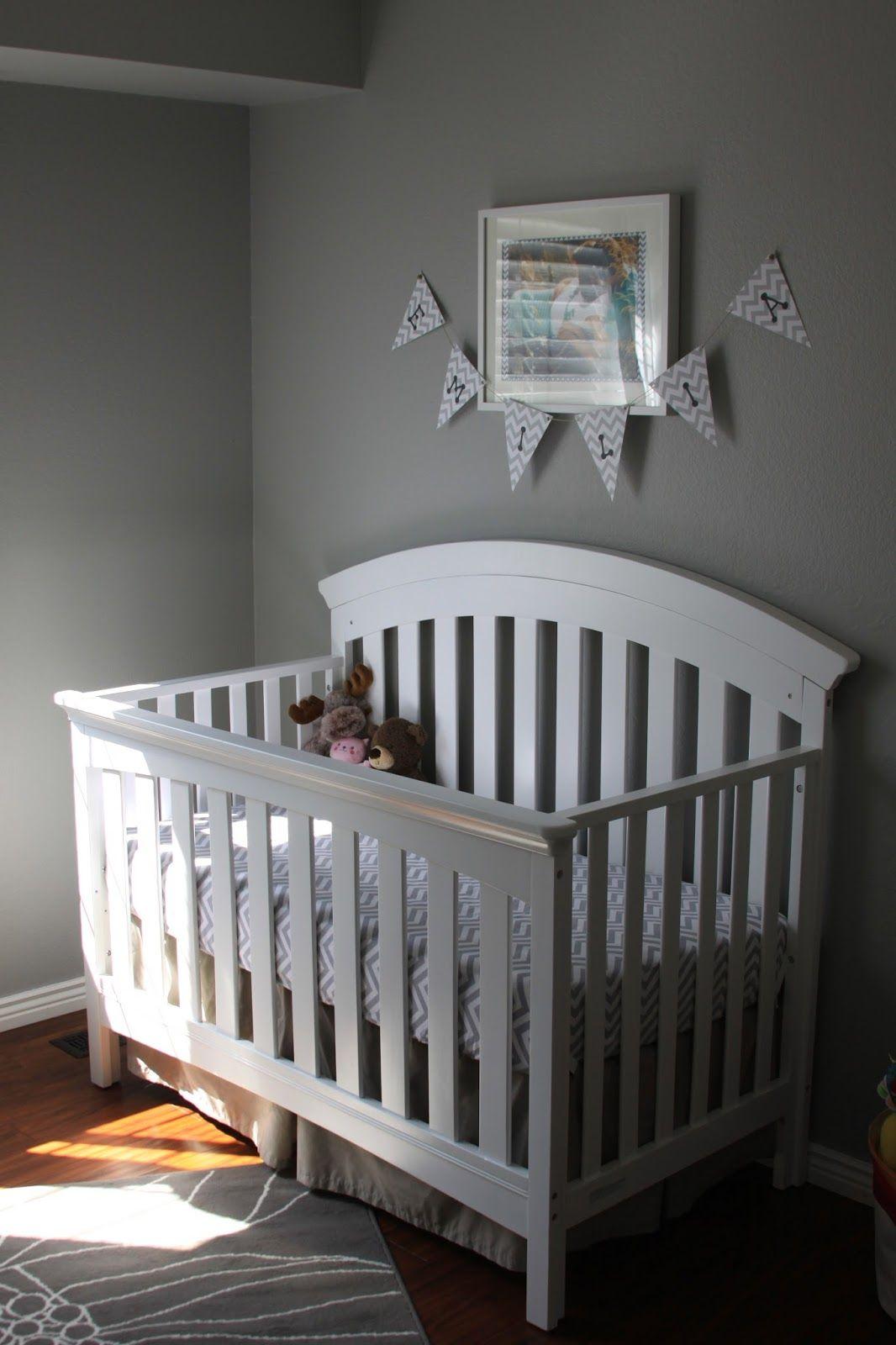 Emilia's Nursery Tour (With images) Paint colors, House