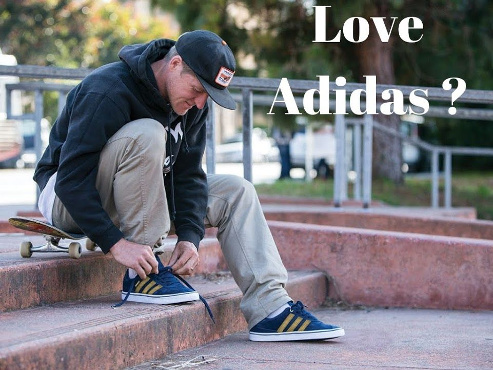 Adidas brand ambassador, and make money promoting