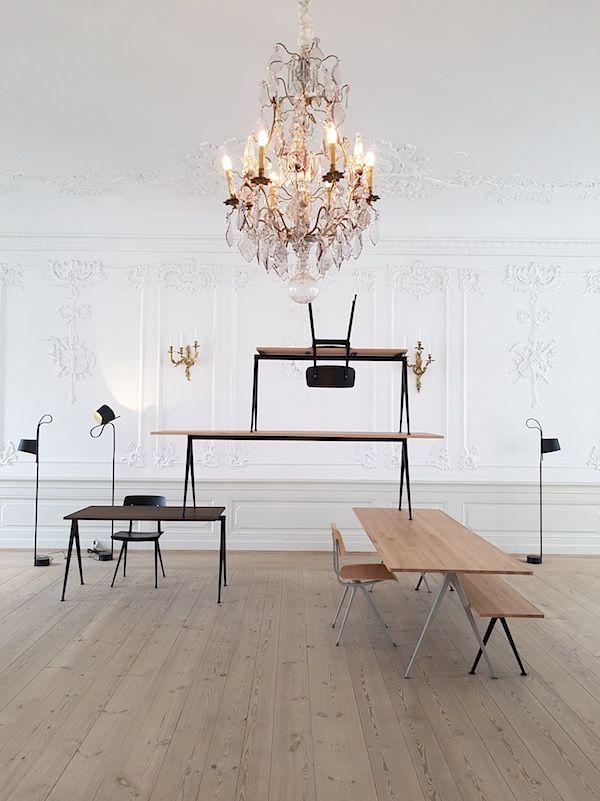 vosgesparis: An historical mansion | HAY X Ahrend exhibition | 3 days of design https://decdesignecasa.blogspot.it