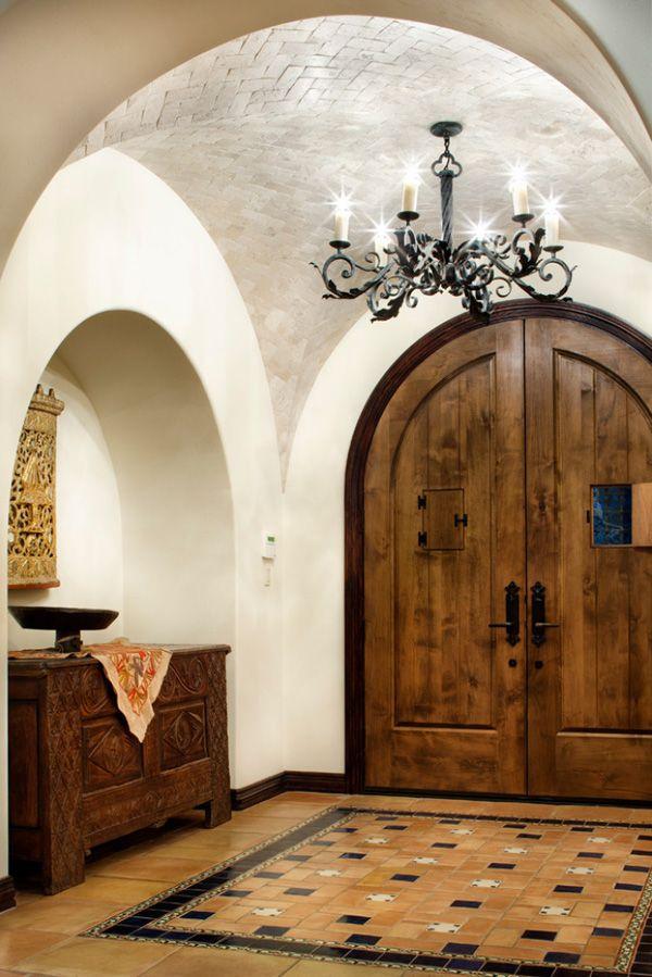 Spanish Inspired Dream Home On Lake Conroe Spanish Style
