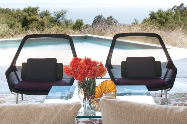 a clear intention california home design vitra slow chairs - Slow Home Design