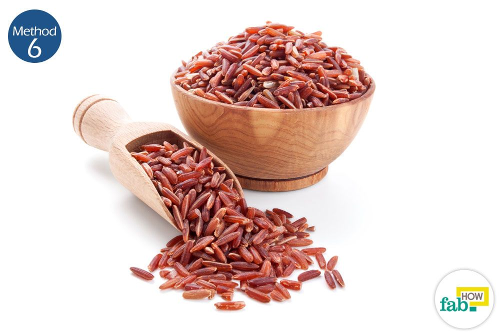 Using Red Yeast Rice Jpg 1000 667 Food Cholesterol Lowering Foods Red Rice