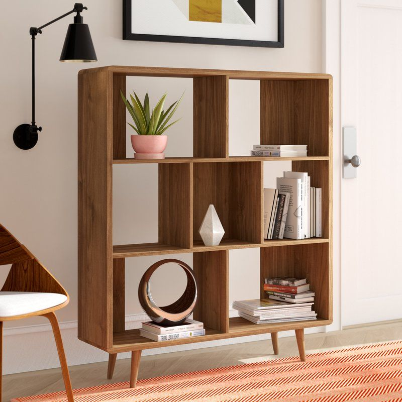Chapple Geometric Bookcase Purchase Options In 2019