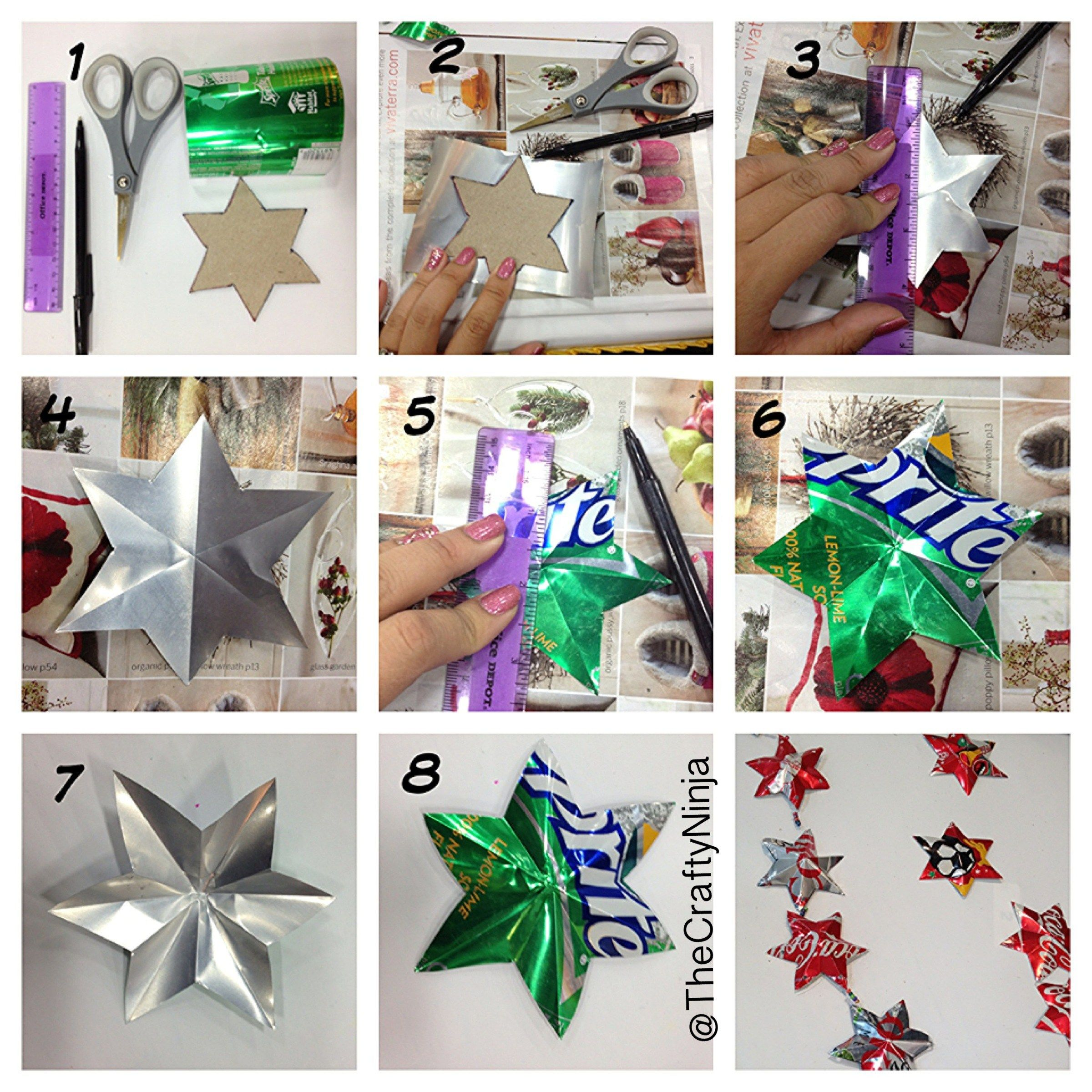 diy-aluminum-star-ornament.jpg (2400×2400)