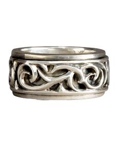 Thorn Spinning Ring