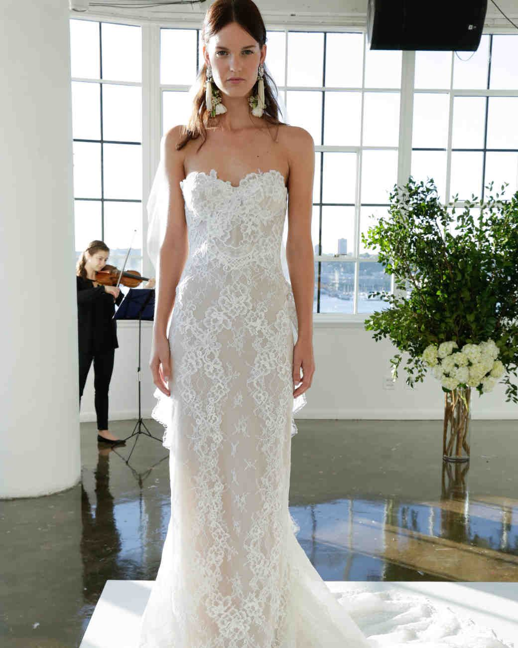 Marchesa Fall 2017 Wedding Dress Collection