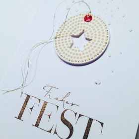 Love Cards & Papers by Alexa: Frohes Fest