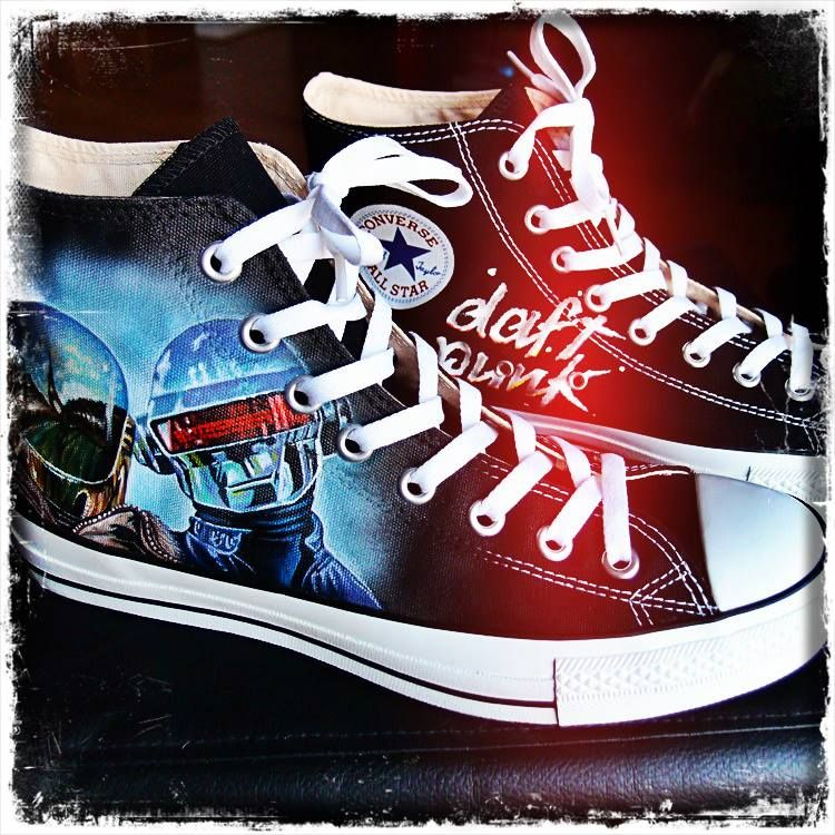 833f79567a6f Swagg Shoes Converse Daft Punk  D  3