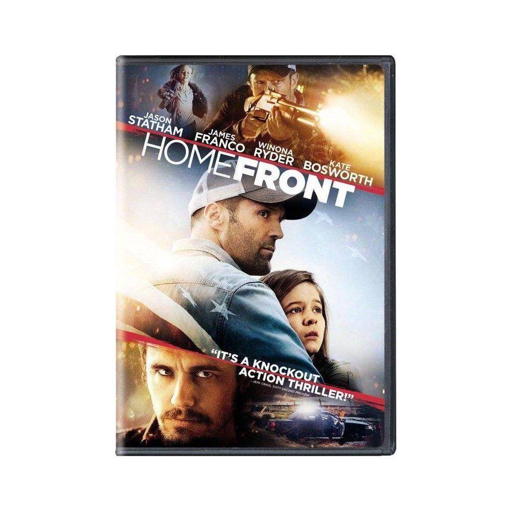 Homefront DVD in 20   Statham movies, Statham, Jason statham