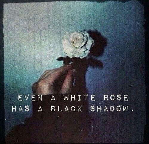 Bild über We Heart It https://weheartit.com/entry/159615584/via/700796 #black #cold #flower #grunge #hipster #indie #pale #retro #rose #shadow #vintage #white #floreal