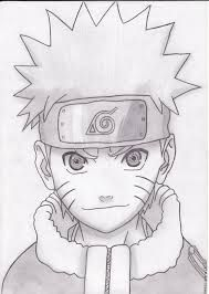 Resultado De Imagen Para Naruto En Dibujo Com Imagens Desenhos