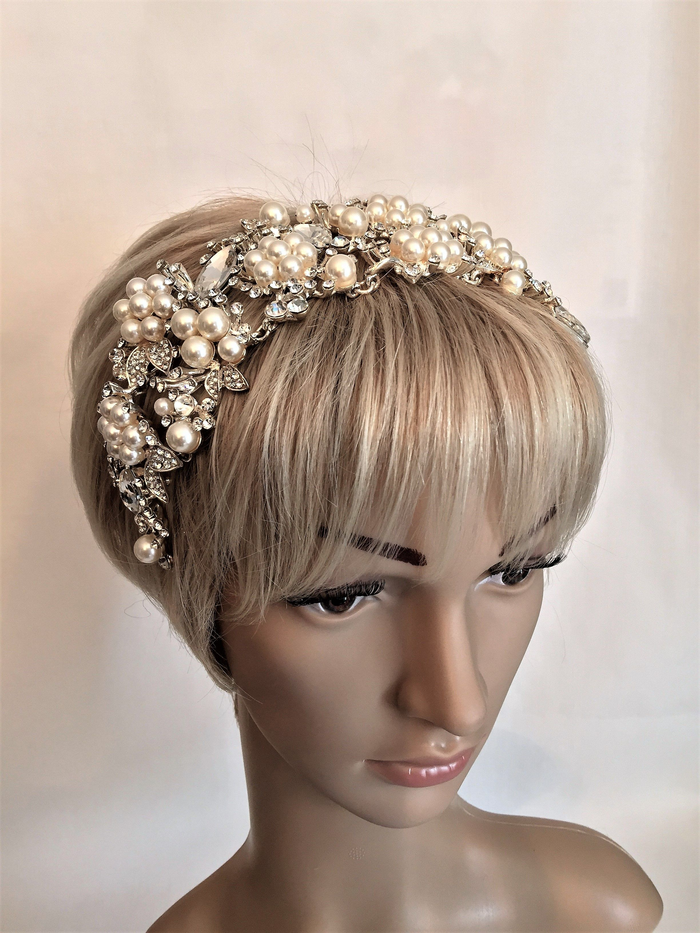 517 | hair pieces for special occasions | bridal headpieces