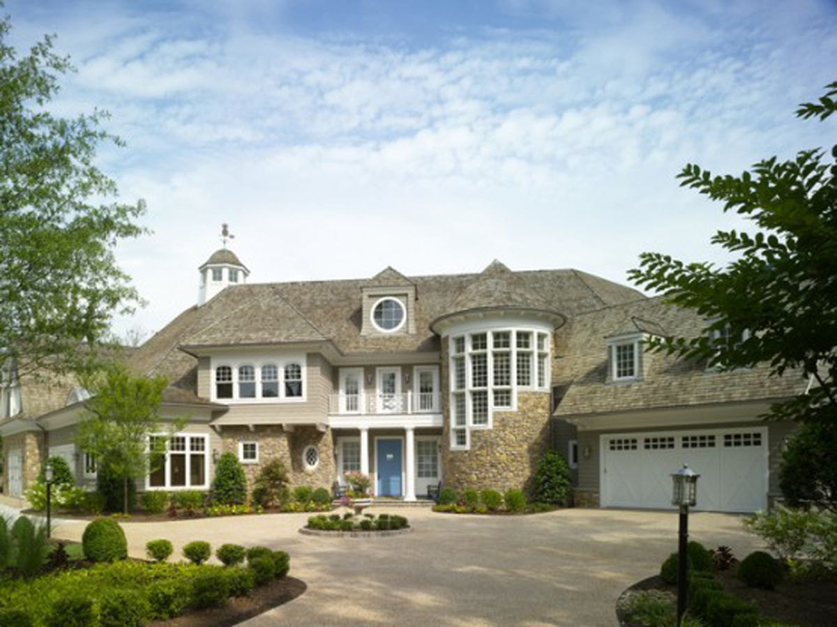 Traditional Home Design Unusualarchitectural Elements  Modern - Traditional home design