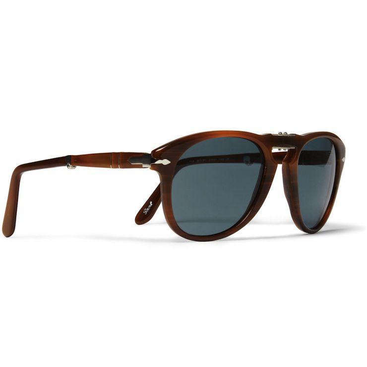 f57d8935544c6f Foldable 714 Sunglasses by Persol   sunglasses   Pinterest   Persol ...