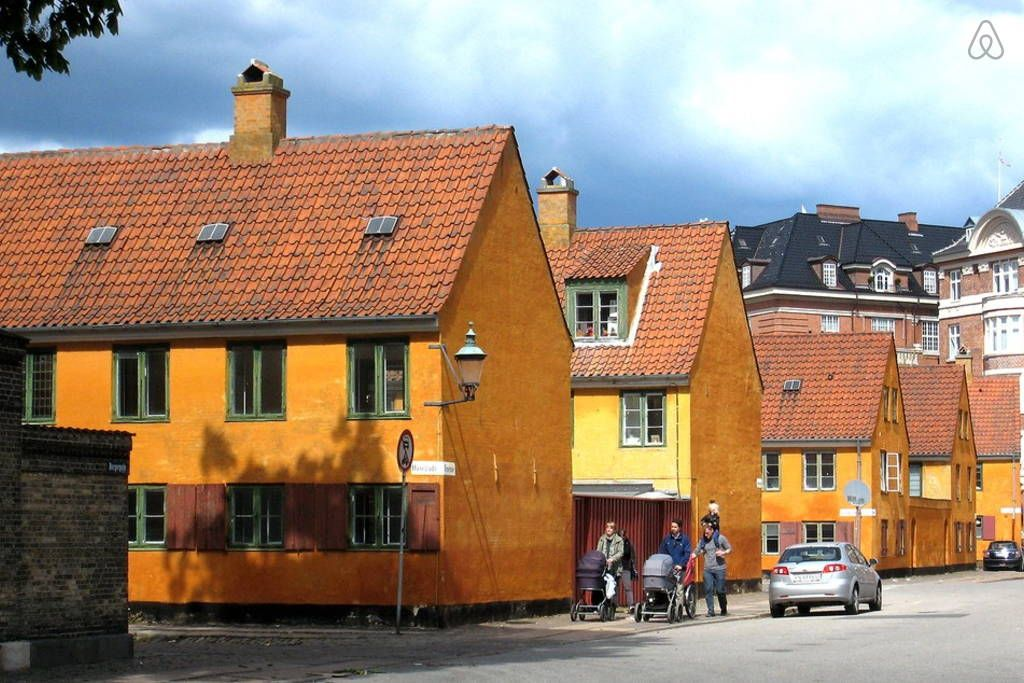 Apartment in København, Denmark. The apartment is located ...