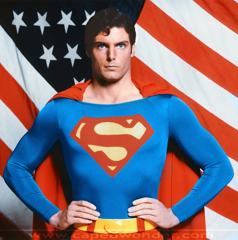 What Makes Superman So Damned American  Christopher reeve Movie