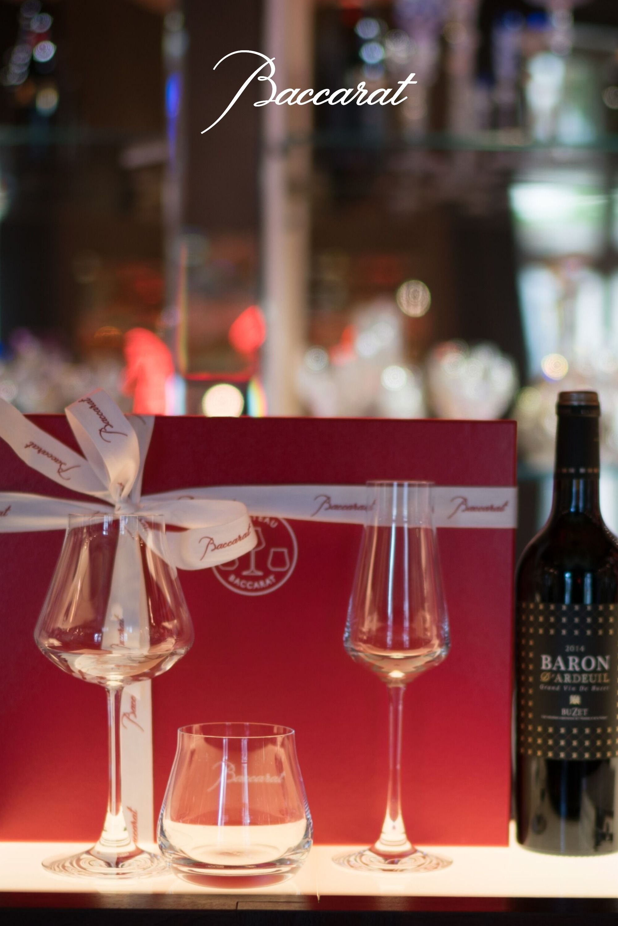 Chateau Baccarat Degustation Set In 2020 Baccarat Wine Tasting Wine And Spirits
