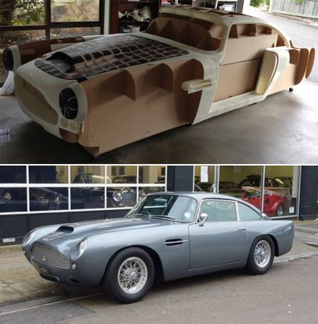This Guy is 3D-Printing His Dream Car…One Part at a Time!   High