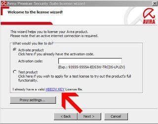 Avira AntiVirus Premium 2013 + HBEDV Key | Dreammucic | Business ...