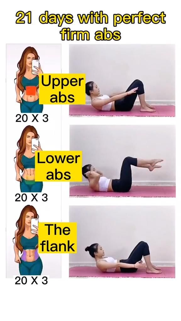 Keep Fit with Regular Exercises