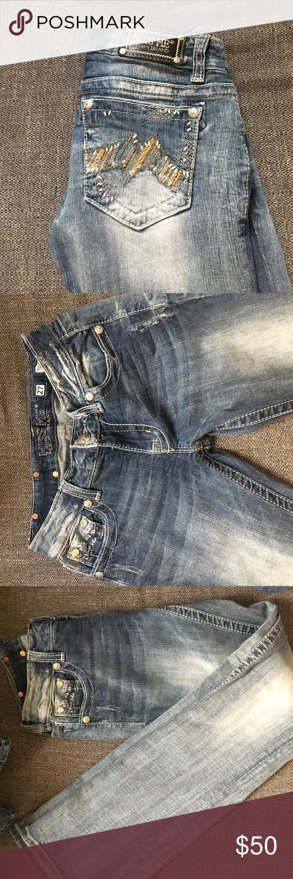 miss me jeans great condition! price is firm Miss Me Jeans Boot Cut
