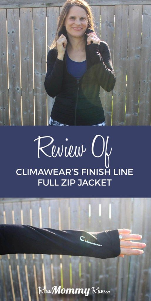 Review of Climawear's Finish Line FullZip Jacket is part of Workout Clothes Fashion - I received as a prize package, $250 in Climawear clothing  Now, as I get to test the pieces, I'm providing you a review of the Finish Line FullZip jacket