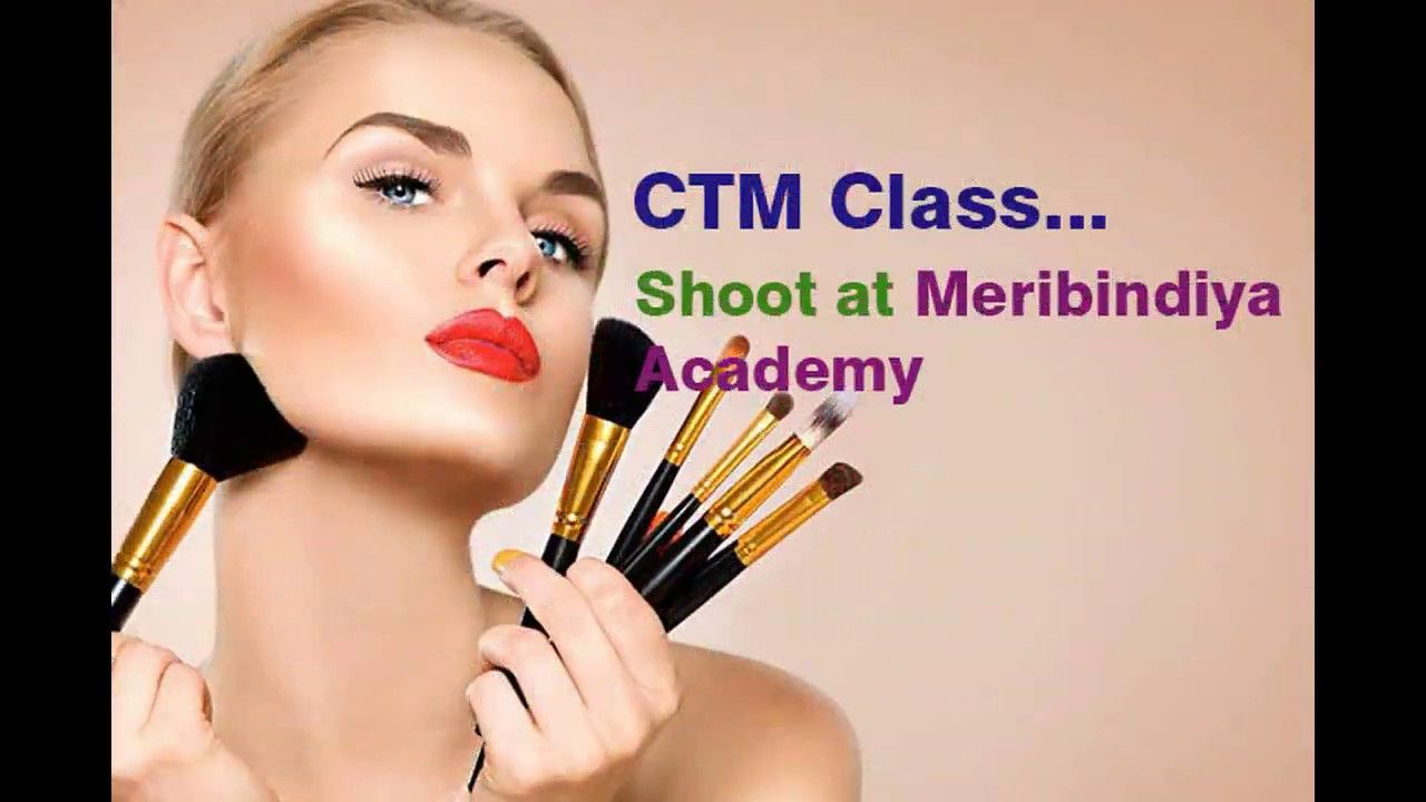 Learn Ctm Routine For Face Makeup Classes In 2020 Makeup Class Face Makeup Makeup