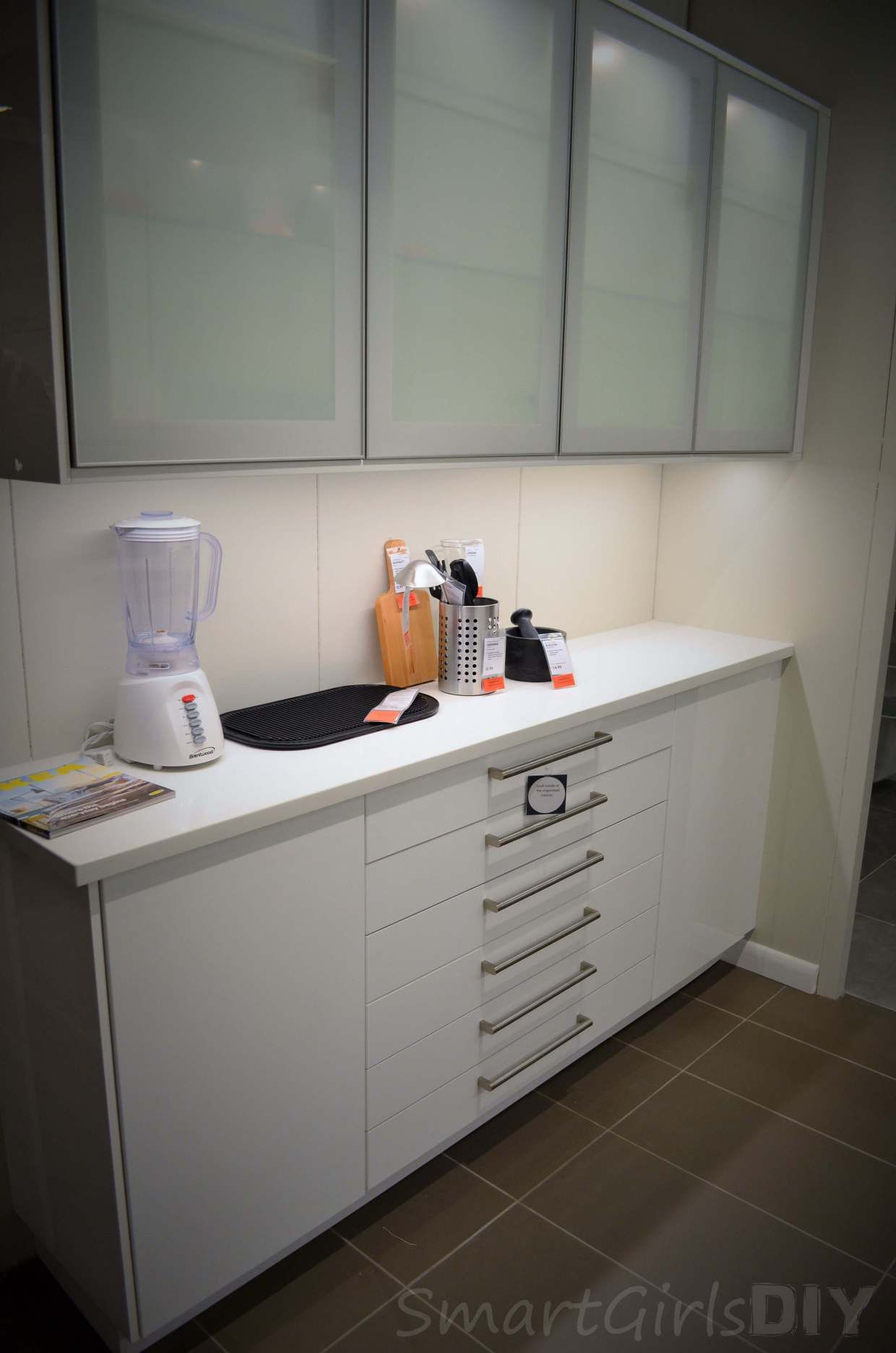 Sektion 15 Wall Cabinets As Base Cabinets With Drawers Spenser S