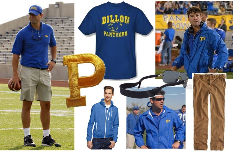 halloween costume coach eric taylor from friday night lights