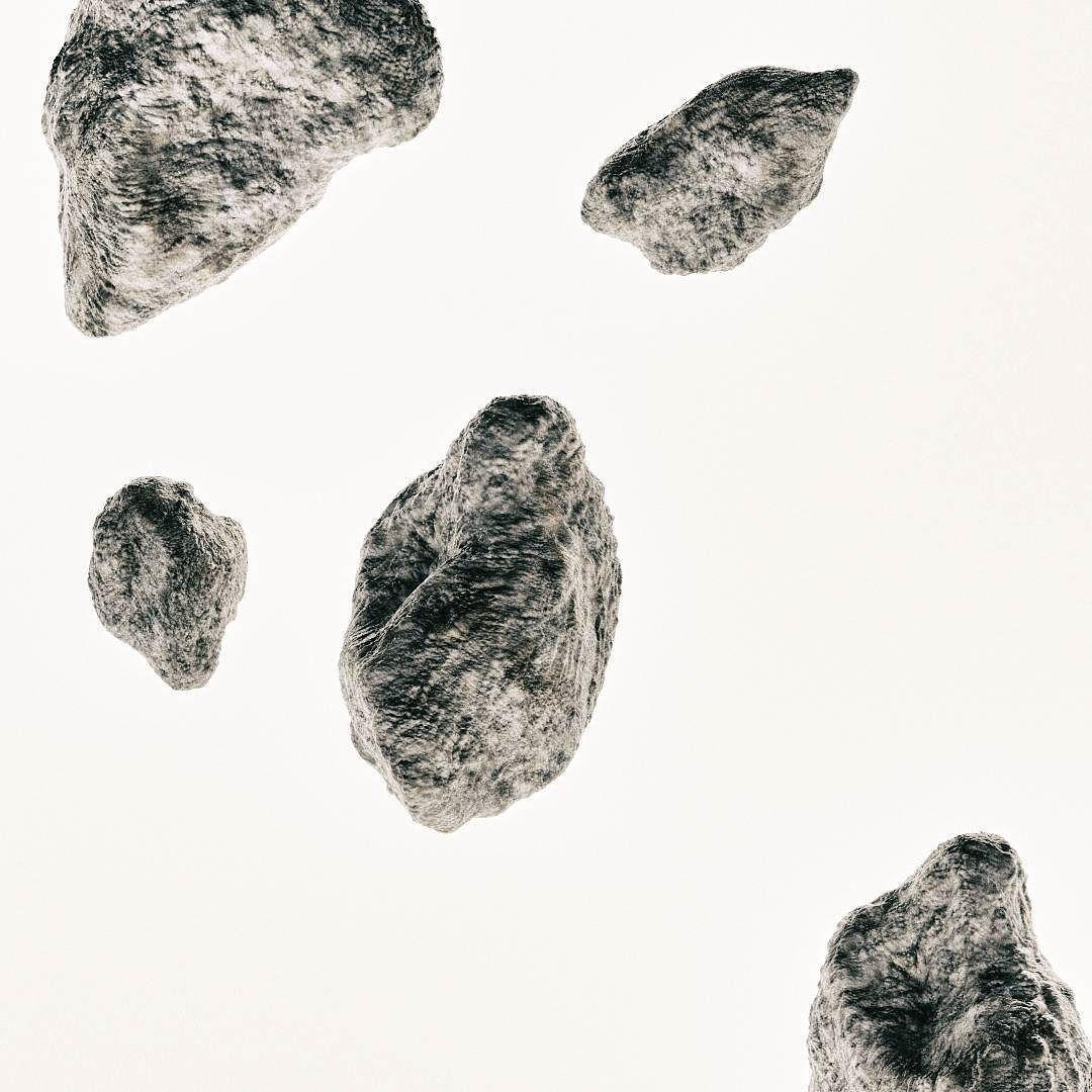 #everyday #cinema4d #c4d #zbrush #3d #render #cgi #digitalart #3dart #abstract #stones #rocks by artishok_shok