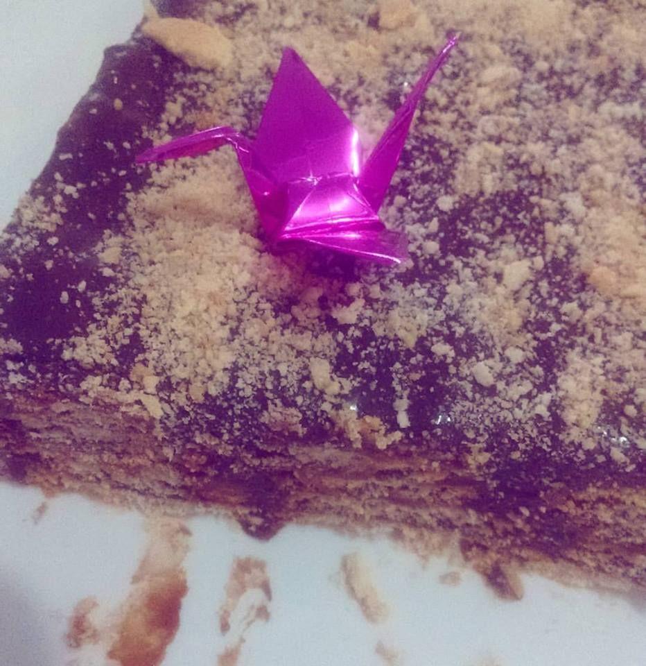 Torta de Palha Italiana da Sweet Peace <3