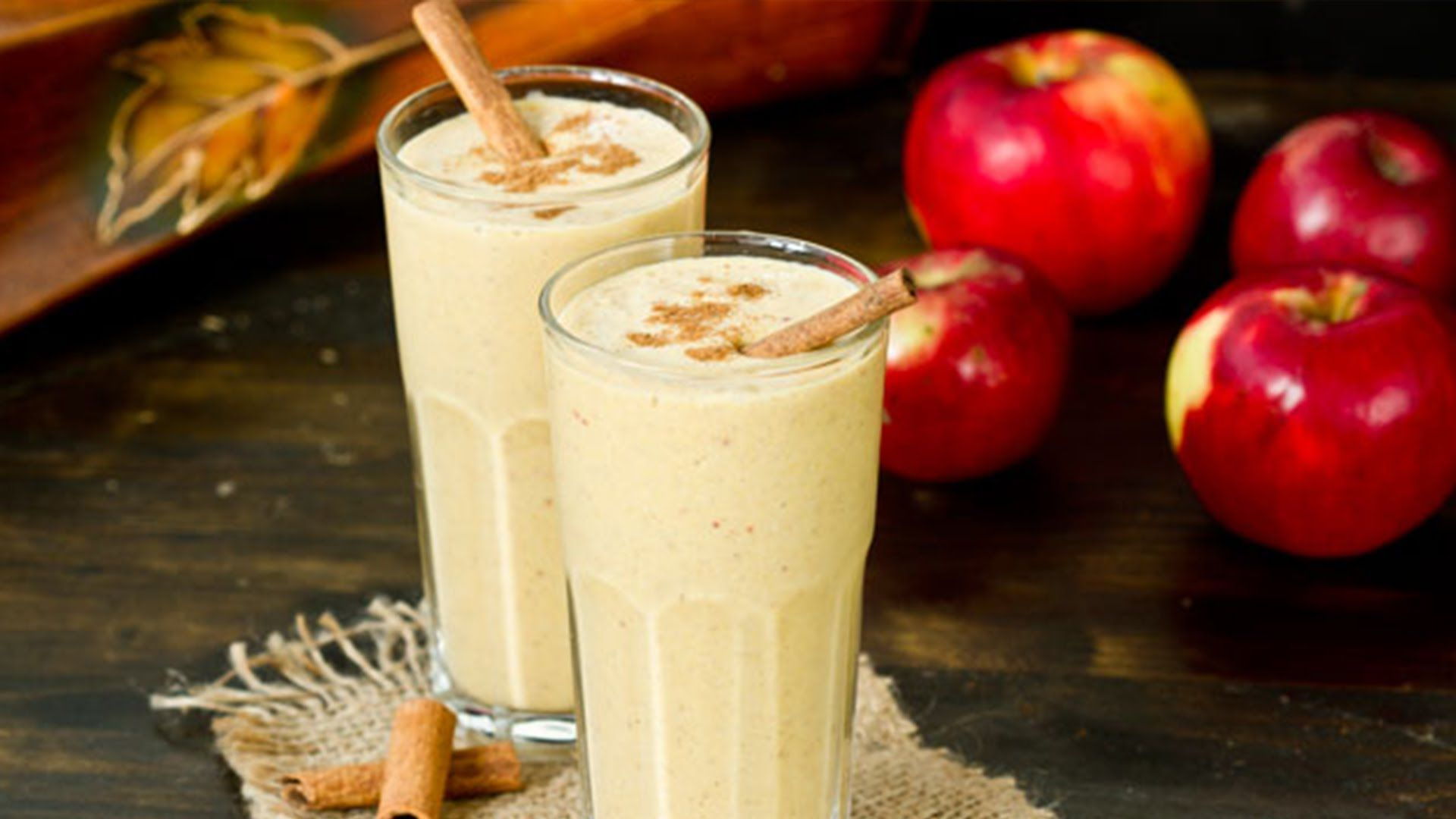 Pumpkin Apple Smoothie Recipe