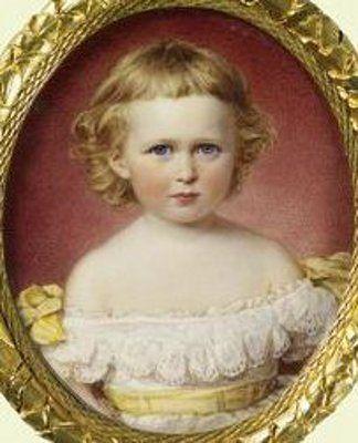 """Princess Irene Of Hesse"" by Reginald Easton (1807-1893)"