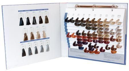 hair color swatch book | Hair Color Swatch Book Http//wwwebaycom/itm ...