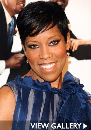 Hairstyle File Regina King Through The Years Pixie Cuts Cheveux