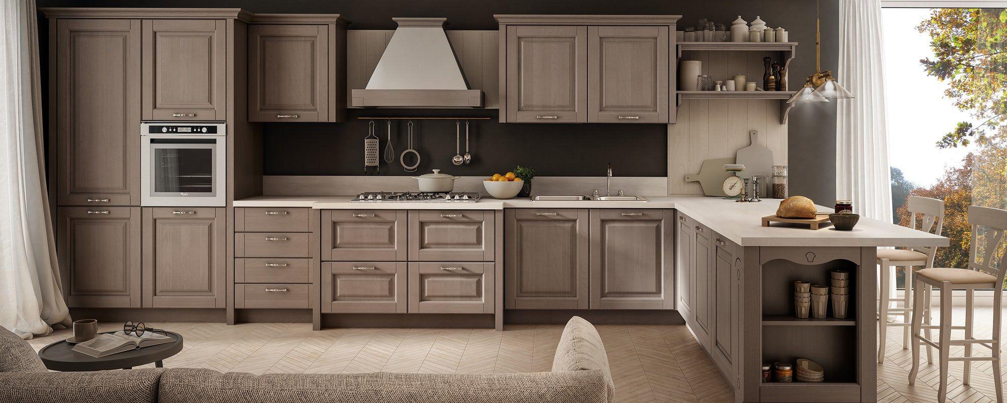 cucine classiche stosa - modello cucina bolgheri 05 | arredi casa ...