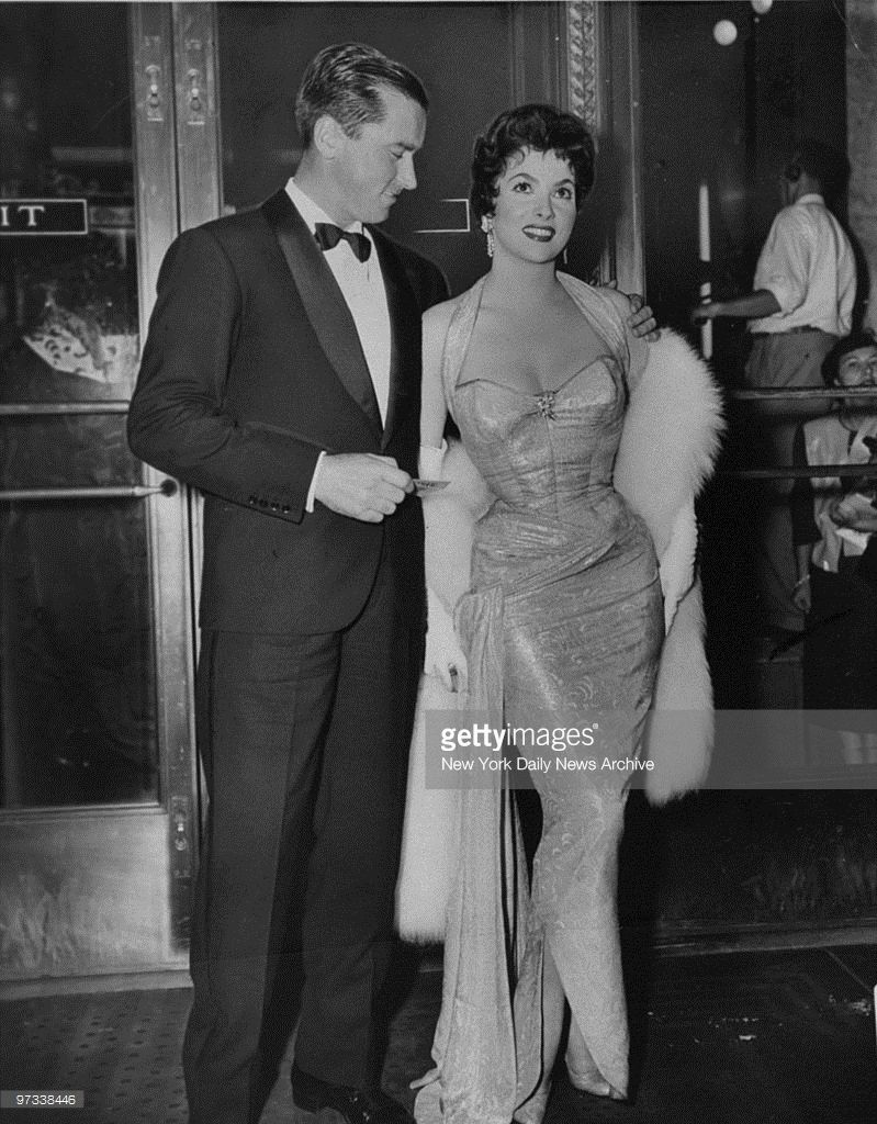 dr milko skofic with wife italian actress gina lollobrigida