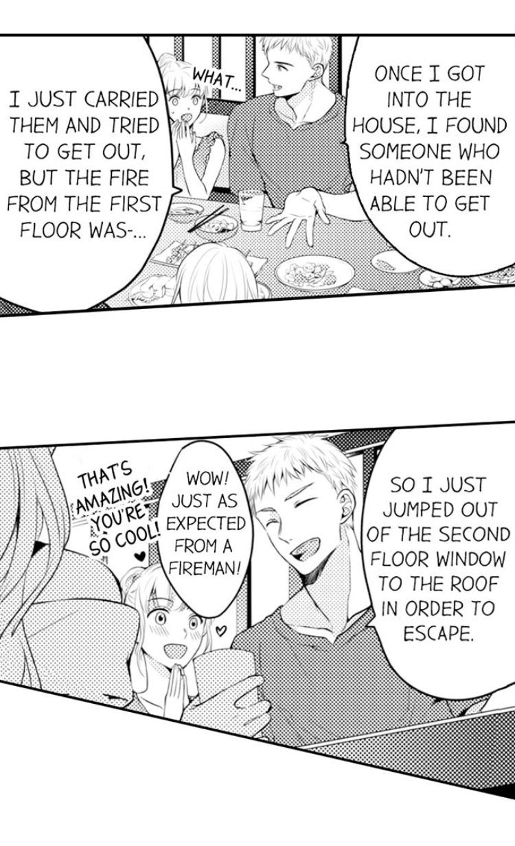 Fire in his fingertips ch01 page 2 taadd mobile manga