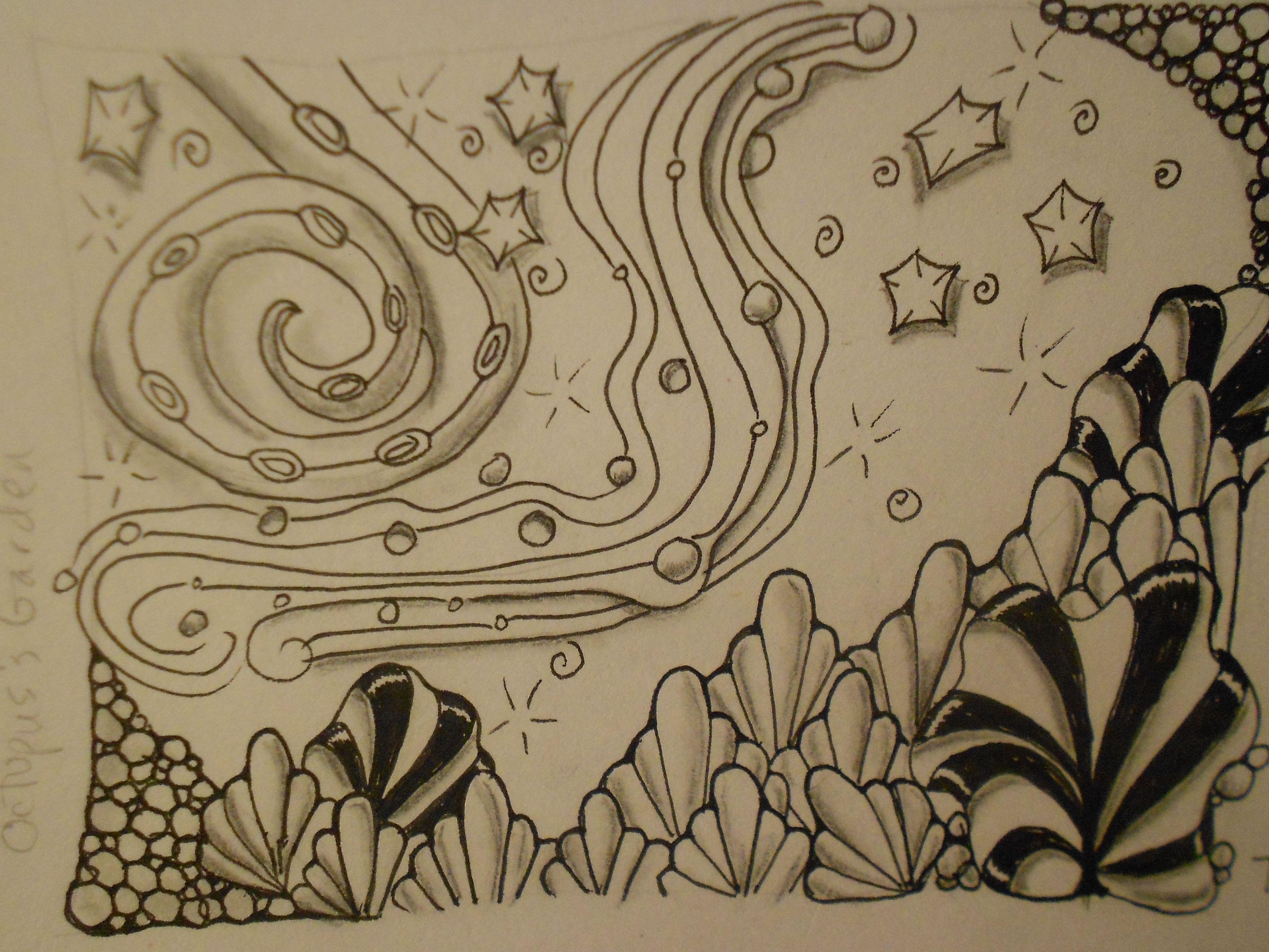 octopus\'s garden #aquafleur #sanibelle #nipa #suckees #starsket ...
