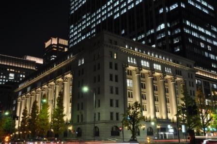 明治生命館 Meiji Life Chateau