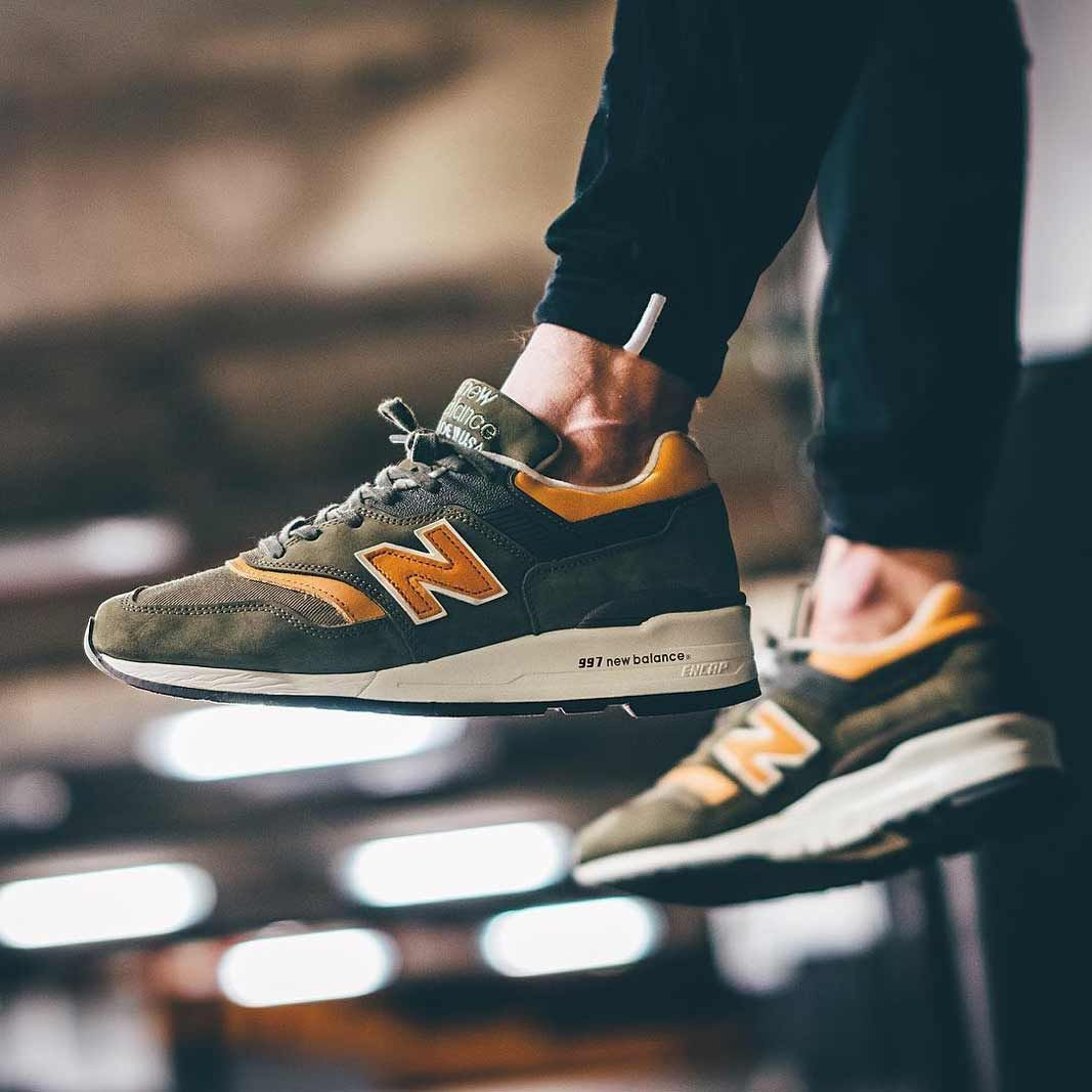 new balance 997 used