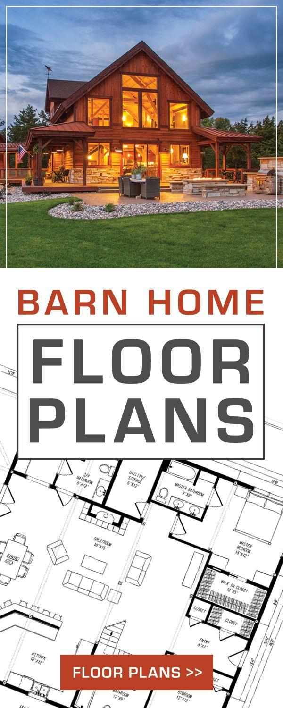Pre Designed Wood Barn Homes Modern Homes Horse Barns & Gambrel Kits