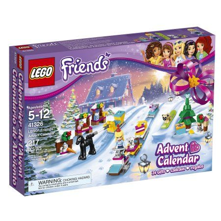 Lego Friends Christmas Sets.Toys Products Lego Advent Lego Friends Sets Lego