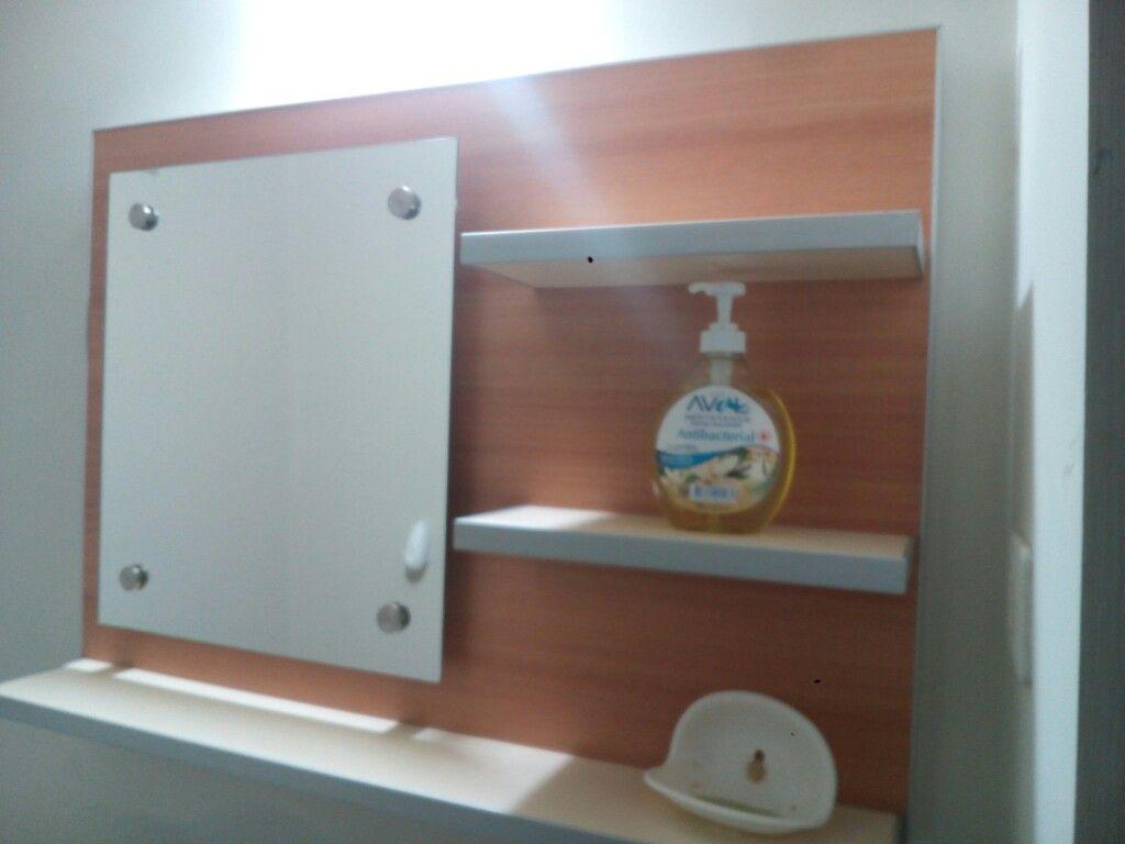 Mueble tocador para ba o con cantos de aluminio jhonny pv pinterest - Muebles de bano de aluminio ...