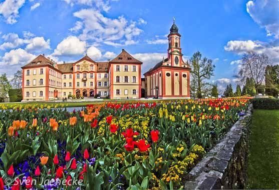 Mainau Island Germany Wonders Of The World Famous Gardens Wonderful Places