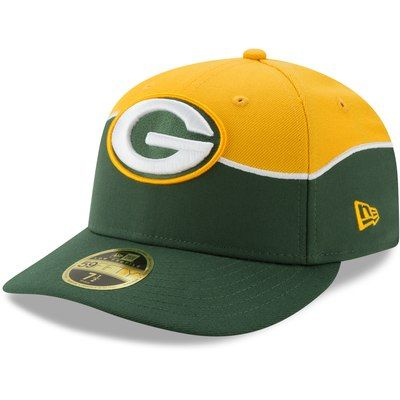 huge selection of 82796 66149 Green Bay Packers New Era 2019 NFL Draft On-Stage Official Low Profile  59FIFTY Fitted