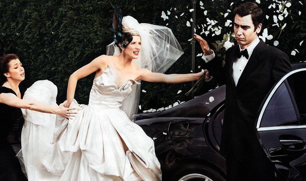 Alyson Hannigan Cobie Smulders Josh Radnor Satc 2