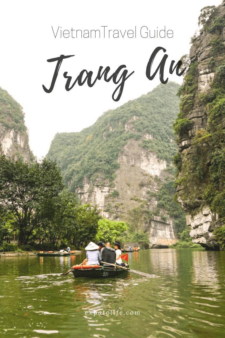 Explore Trang An Landscape Complex Ninh Binh Vietnam