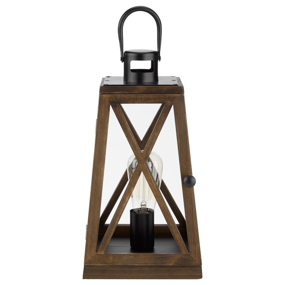 lampe de table lanterne en bois chambre pinterest d coration moderne. Black Bedroom Furniture Sets. Home Design Ideas