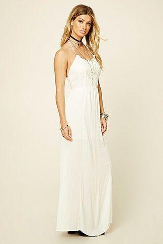 Branded long dresses